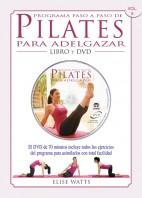 PORTADA PILATES PARA ADELGAZAR:Pilates con banda elastica