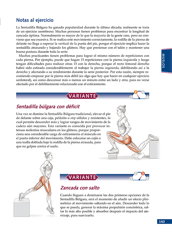 Anatomía del entrenamiento de la fuerza con el propio peso