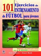 101 ejercicios de entrenamiento de fútbol para jóvenes – ISBN 978-84-7902-905-0. Ediciones Tutor