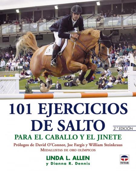 101 ejercicios de salto para el caballo y el jinete – ISBN 978-84-7902-489-5. Ediciones Tutor