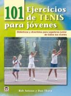 101 ejercicios de tenis para jóvenes – ISBN 978-84-7902-856-5. Ediciones Tutor