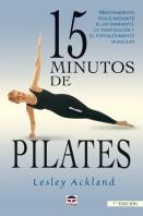 15 minutos de Pilates – ISBN 978-84-7902-416-1. Ediciones Tutor