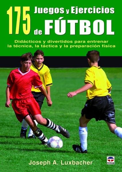 175 juegos y ejercicios de fútbol – ISBN 978-84-7902-926-5. Ediciones Tutor