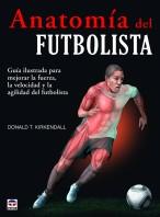 Anatomía del futbolista – ISBN 978-84-7902-916-6. Ediciones Tutor