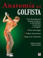 Anatomía del golfista – ISBN 978-84-7902-862-6. Ediciones Tutor