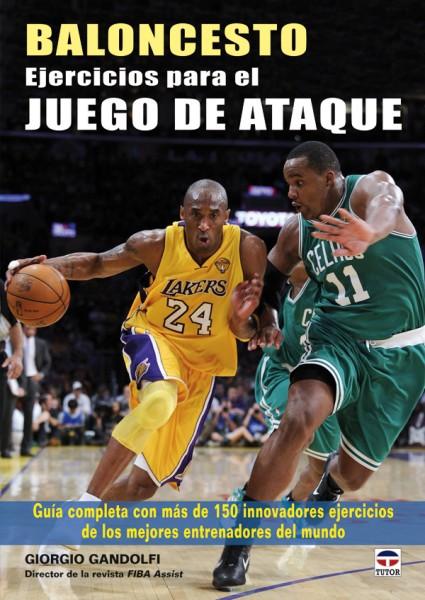 Baloncesto. Ejercicios para el juego de ataque – ISBN 978-84-7902-868-8. Ediciones Tutor