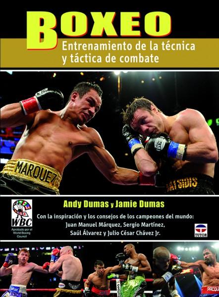 Boxeo. Entrenamiento de la técnica y táctica de combate – ISBN 978-84-7902-964-7. Ediciones Tutor