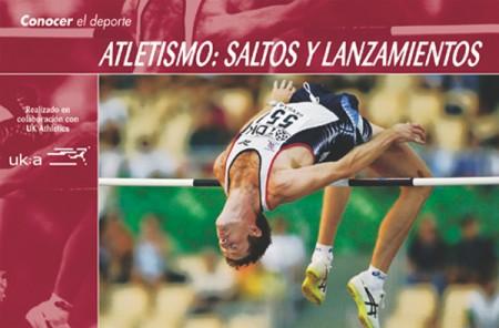 Conocer el deporte. Atletismo: saltos y lanzamientos – ISBN 978-84-7902-378-2. Ediciones Tutor