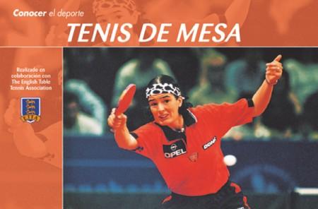 Conocer el deporte. Tenis de mesa – ISBN 978-84-7902-350-8. Ediciones Tutor
