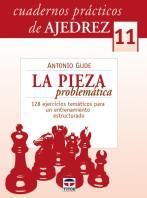 Cuadernos prácticos de ajedrez 11. La pieza problemática – ISBN 978-84-7902-779-7. Ediciones Tutor