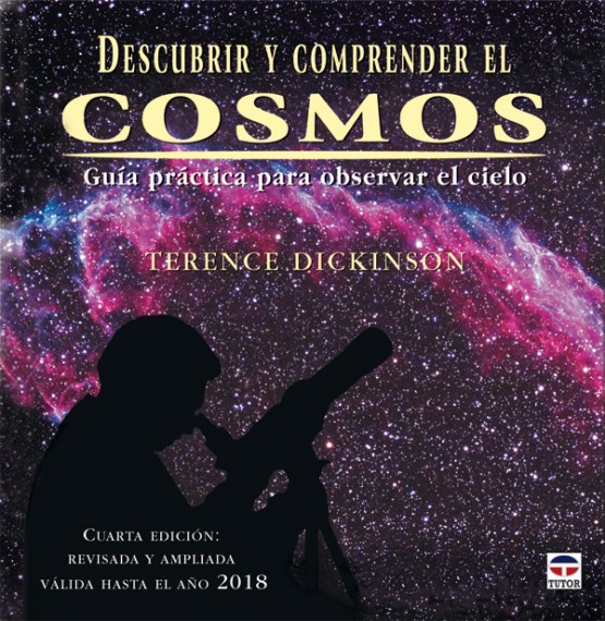Descubrir y comprender el cosmos (4ª edición) – ISBN 978-84-7902-638-7. Ediciones Tutor