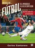 Escuela de fútbol. Del aprendizaje a la alta competición – ISBN 978-84-7902-584-7. Ediciones Tutor