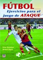 Fútbol. Ejercicios para el juego de ataque – ISBN 978-84-7902-967-8. Ediciones Tutor