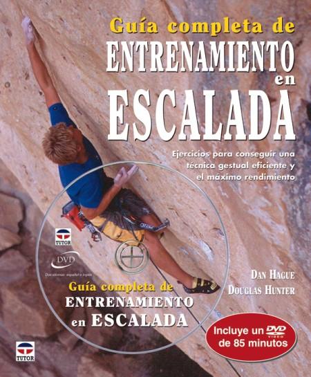 Guía completa de entrenamiento en escalada – ISBN 978-84-7902-707-0. Ediciones Tutor