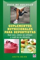 Guía de bolsillo suplementos nutricionales para deportistas – ISBN 978-84-7902-725-4. Ediciones Tutor