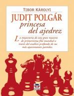 Judit Polgár princesa del ajedrez – ISBN 978-84-7902-530-4. Ediciones Tutor