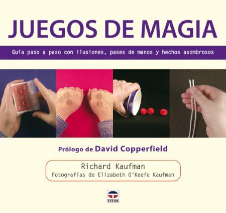Juegos de magia – ISBN 978-84-7902-873-2. Ediciones Tutor