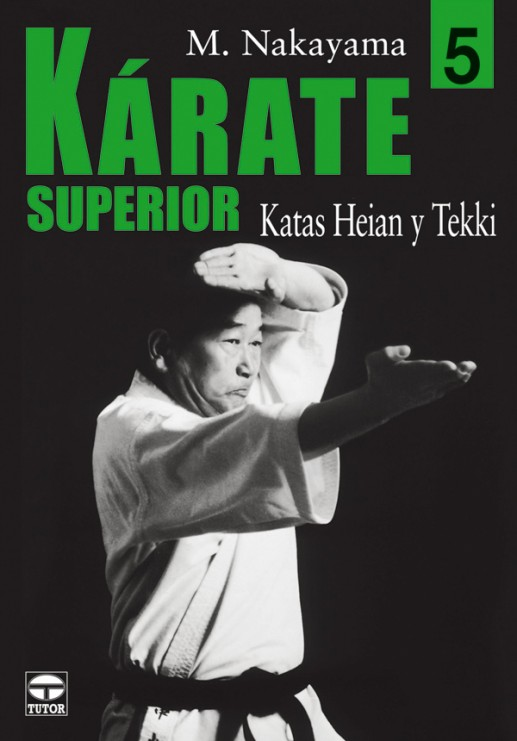 Kárate superior 5. Katas heian y tekki – ISBN 978-84-7902-595-3. Ediciones Tutor