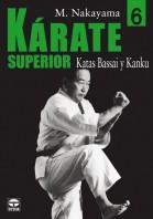 Kárate superior 6. Katas bassai y kanku – ISBN 978-84-7902-620-2. Ediciones Tutor
