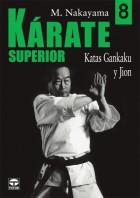 Karate superior. Volumen 8. Katas gankaku y jion – ISBN 978-84-7902-690-5. Ediciones Tutor