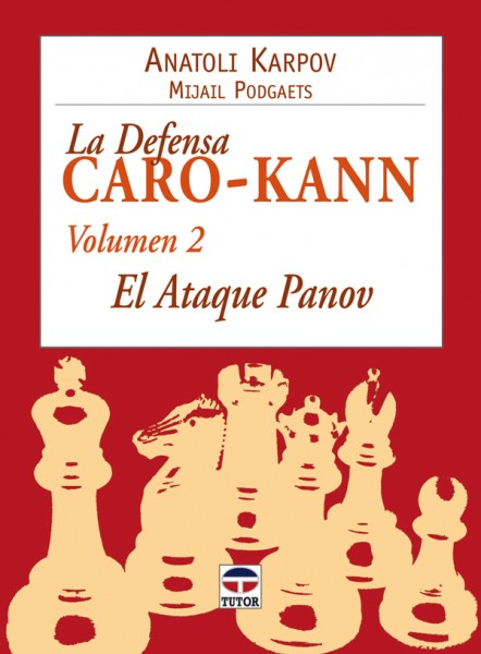 La defensa caro-kann vol. 2. El ataque Panov – ISBN 978-84-7902-697-4. Ediciones Tutor