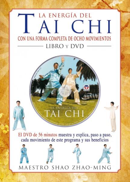 La energía del tai chi – ISBN 978-84-7902-797-1. Ediciones Tutor