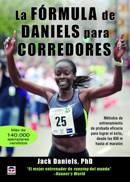 La fórmula de daniels para corredores – ISBN 978-84-7902-978-4. Ediciones Tutor