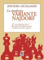 La moderna variante najdorf – ISBN 978-84-7902-371-3. Ediciones Tutor