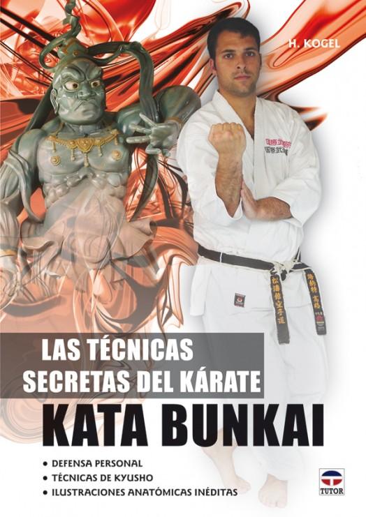 Las técnicas secretas del kárate. Kata bunkai – ISBN 978-84-7902-860-2. Ediciones Tutor