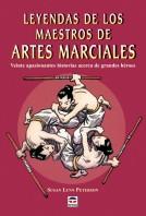 Leyendas de los maestros de artes marciales – ISBN 978-84-7902-480-2. Ediciones Tutor