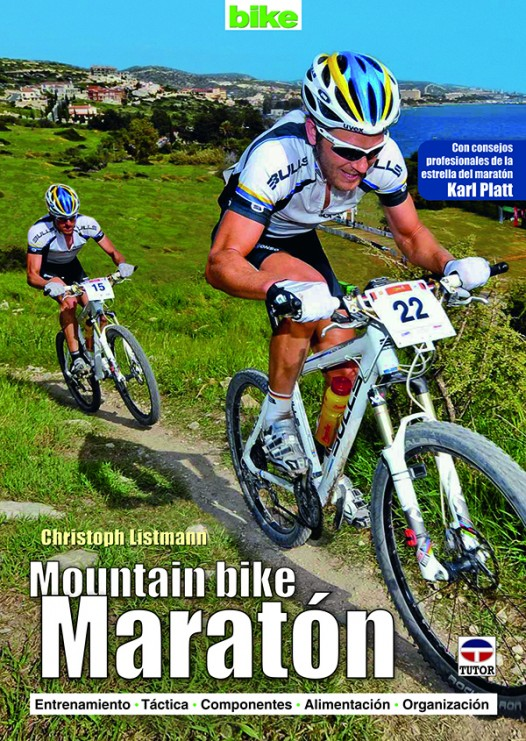 Mountain bike maratón – ISBN 978-84-7902-928-9. Ediciones Tutor