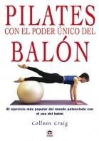 Pilates con el poder único del balón – ISBN 978-84-7902-566-3. Ediciones Tutor