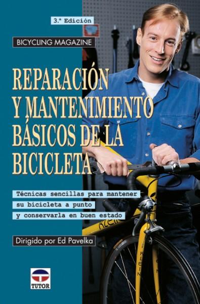 Reparación y mantenimiento básicos de la bicicleta – ISBN 978-84-7902-331-7. Ediciones Tutor