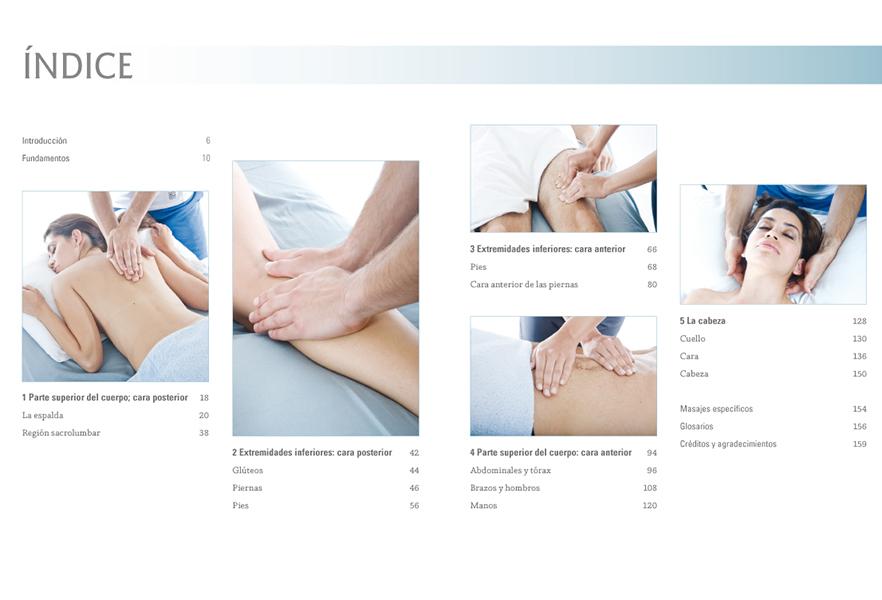 Anatomía del masaje | Ediciones Tutor