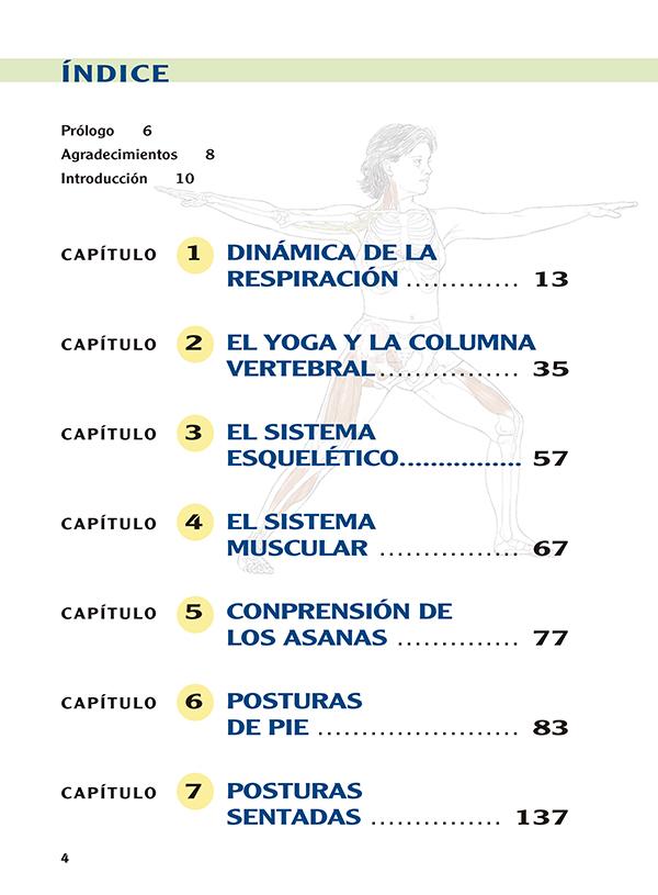 Anatomía del yoga. Nueva edición ampliada y actualizada | Ediciones ...