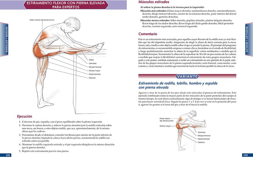 Anatomía de los estiramientos. Nueva edición ampliada y actualizada ...