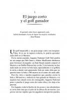 El golfista imparable:MAQUETA