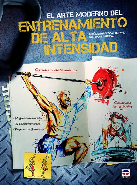PORTADA ARTE MODERNO ENTRENAMIENTO ALTA INTENSIDAD.indd