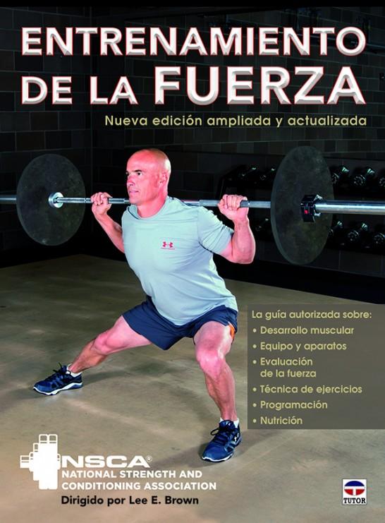 PORTADA ENTRENAMIENTO DE LA FUERZA.indd