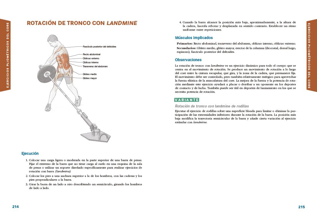 Anatomía del entrenamiento pliométrico | Ediciones Tutor