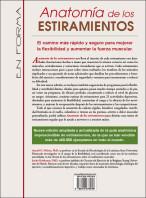 CUBIERTA ANATOMIA DE ESTIRAMIENTOS STRETCHING.indd