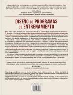 CUBIERTA DISEÑO DE PROGRAMAS DE ENTRENAMIENTO.indd